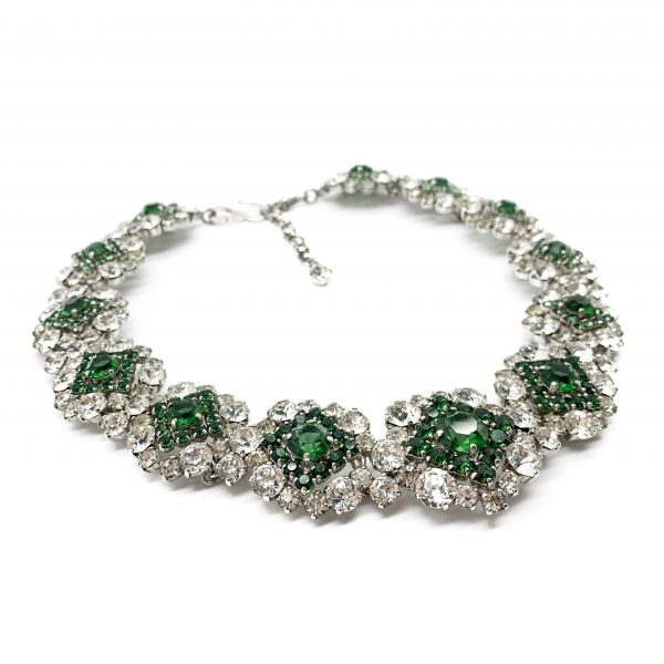 Vintage Dior Tourmaline Necklace