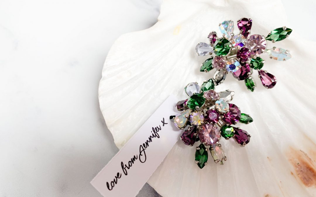 The Jewels of Dior through the Decades | By Jennifer