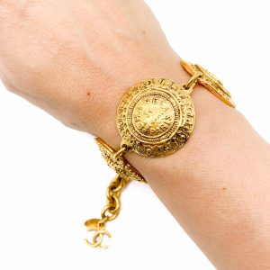 Vintage Chanel Rue Cambon Bracelet