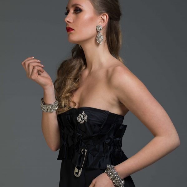 Jennifer Gibson Jewellery by AVID Photography Vintage Christian Dior Jewellery