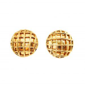 Vintage Ted La Pique Earrings