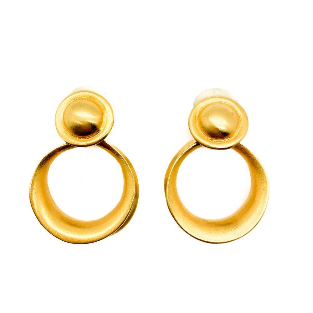 Vintage Clara Earrings