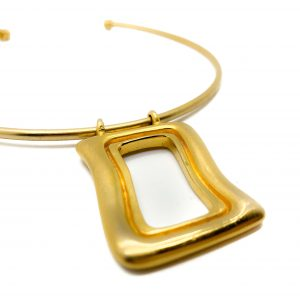 Vintage Givenchy Wire Choker