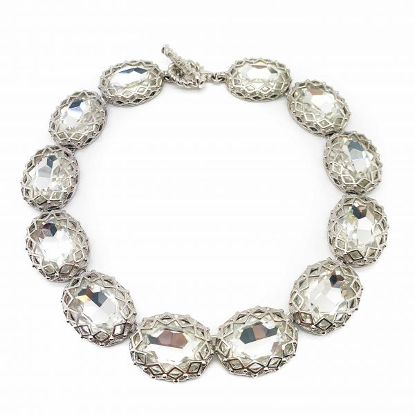 Vintage Dior Headlight Collar