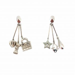 Vintage Dior Charm Earrings