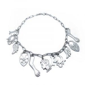 Vintage Dior Charm Necklace