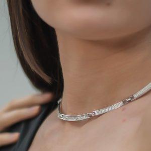 Vintage Dior Rhinestone Collar