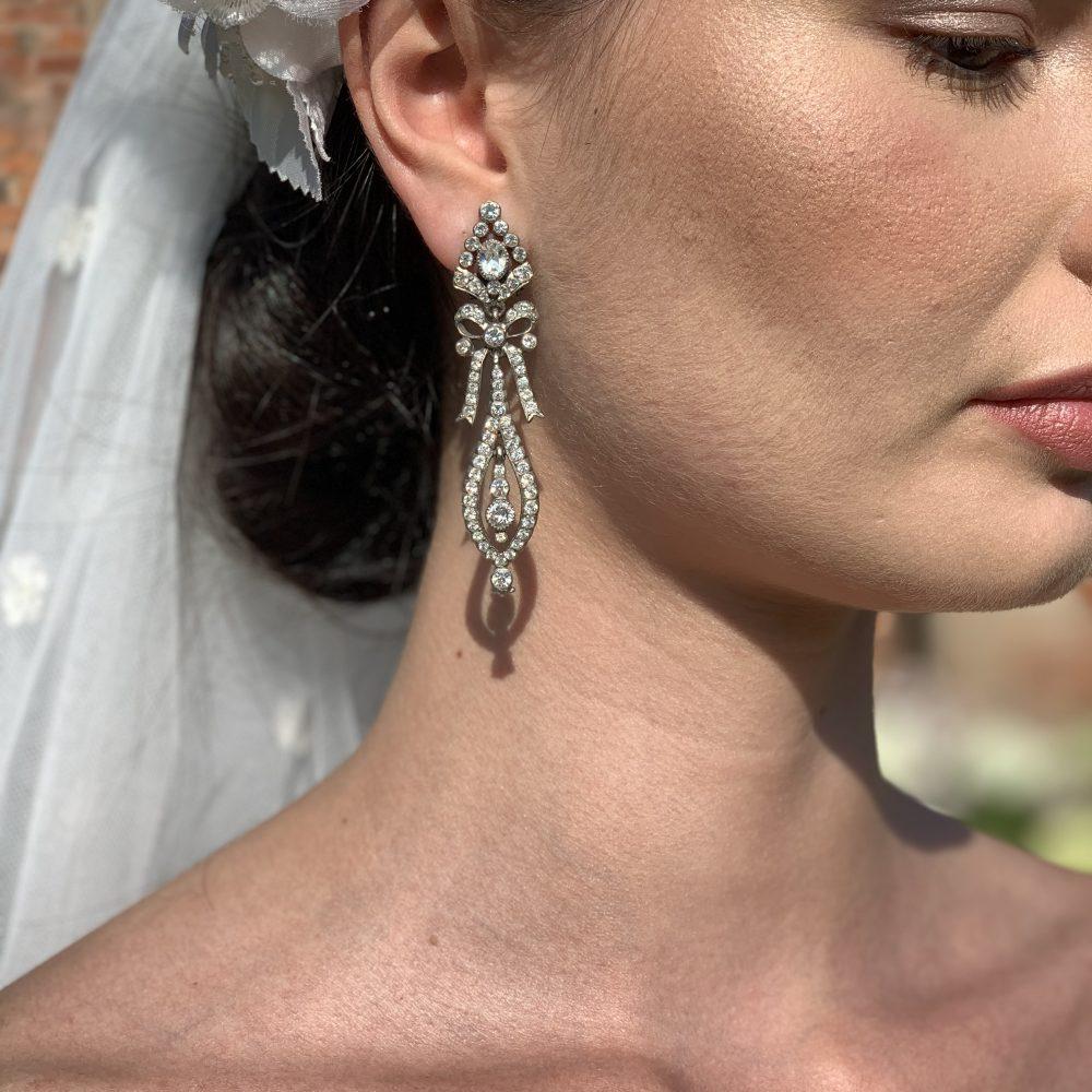 Vintage Wedding Jewellery Jennifer Gibson Jewellery