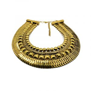 Pectoral Egyptian Style Necklace