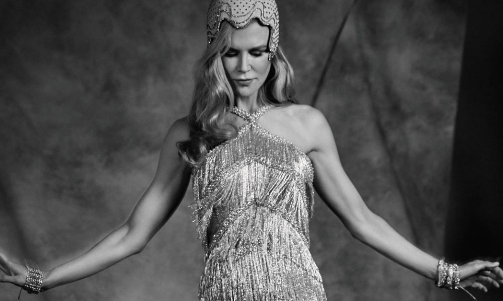 Nicole Kidman Wears Jennifer Gibson Jewellery TATLER Magazine