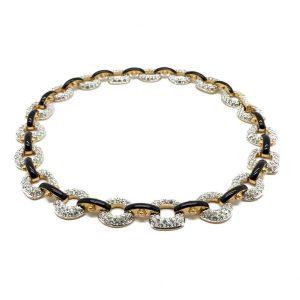 Vintage Swarovski Crystal Collar