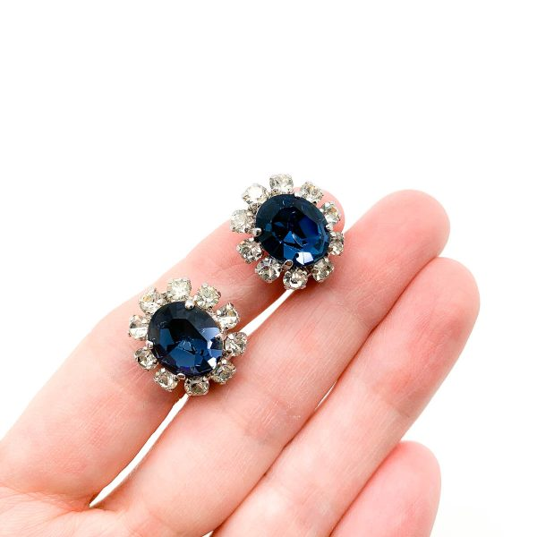 Vintage Christian Dior Earrings 1950s