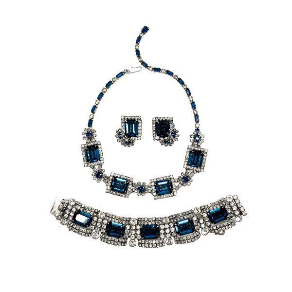 Vintage Kramer Necklace Set