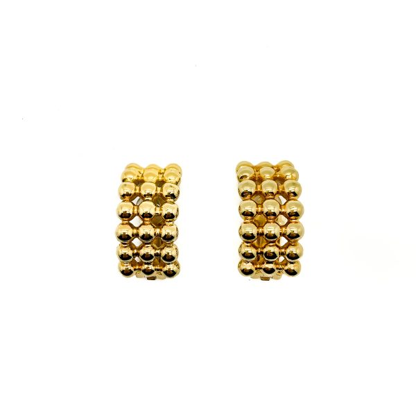 Vintage Dior Bobble Earrings Jennifer Gibson Jewellery
