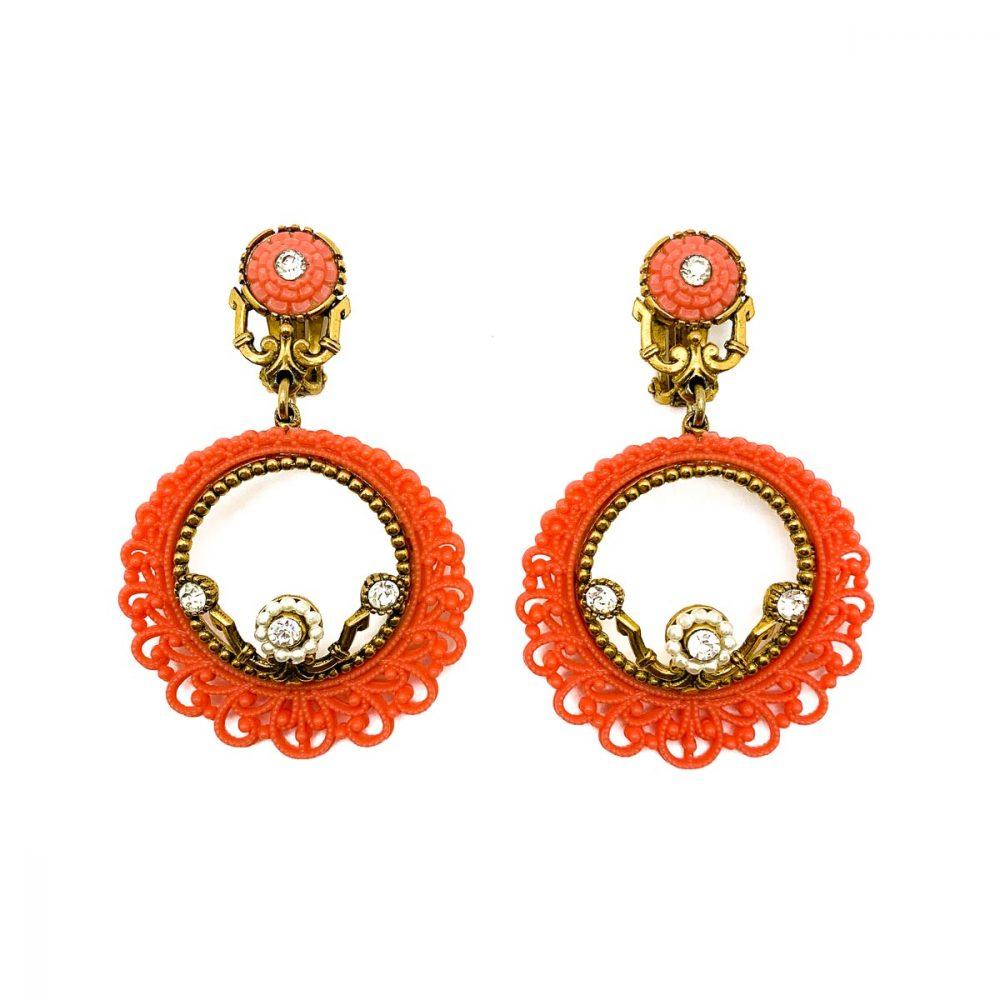 Vintage Selro Statement Earrings