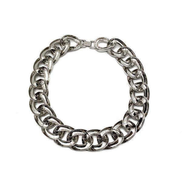 Vintage Napier Silver Collar