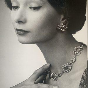Jennifer Gibson Jewellery Vintage Christian Dior Bal des Oiseaux Earrings by Mitchel Maer London