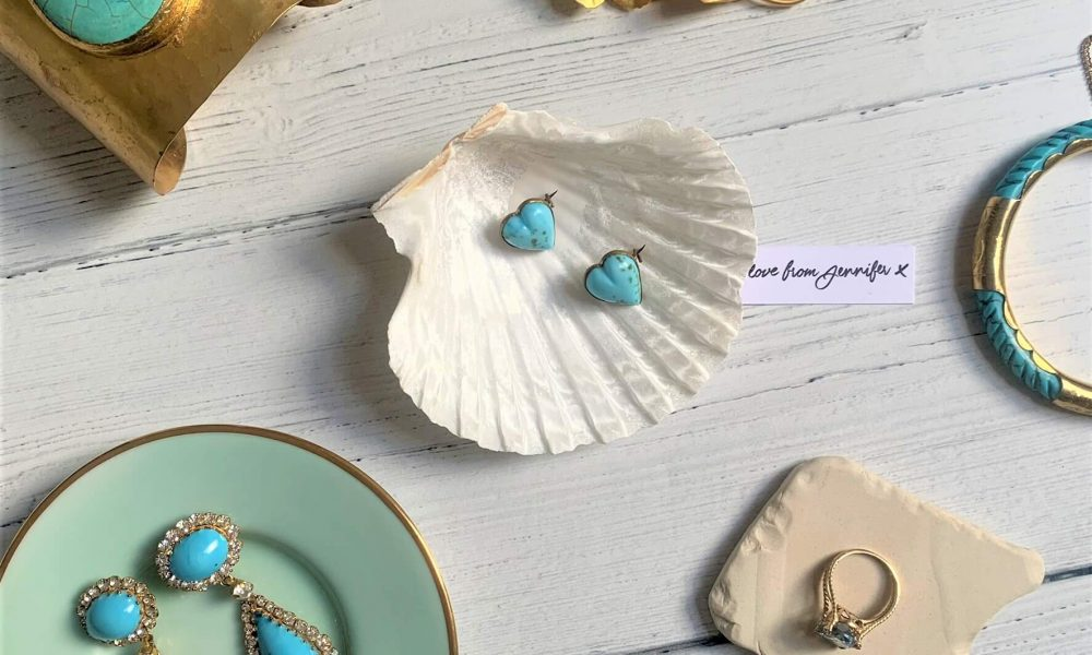 Vintage Summer Jewellery Necklace Earrings Brooches Bracelets Jennifer Gibson Jewellery 2020