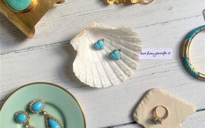 Our Summertime Vintage Jewel Edit