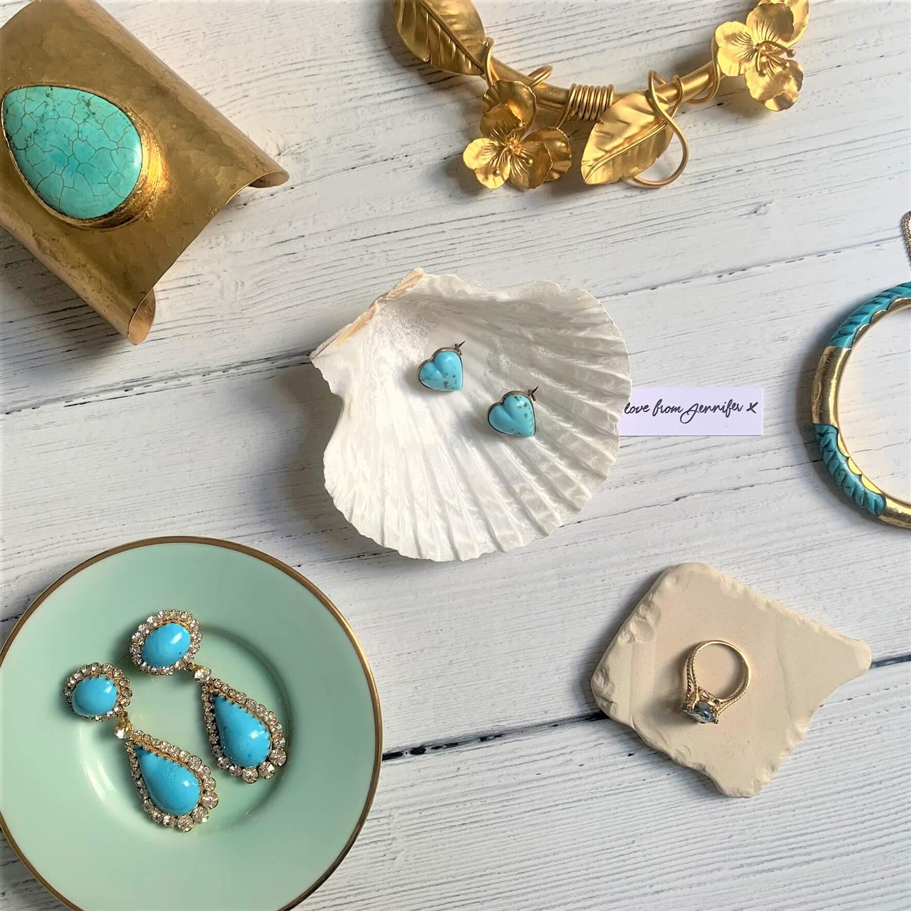 Vintage Summer Jewellery Necklace Earrings Brooches Bracelets Jennifer Gibson Jewellery 2020