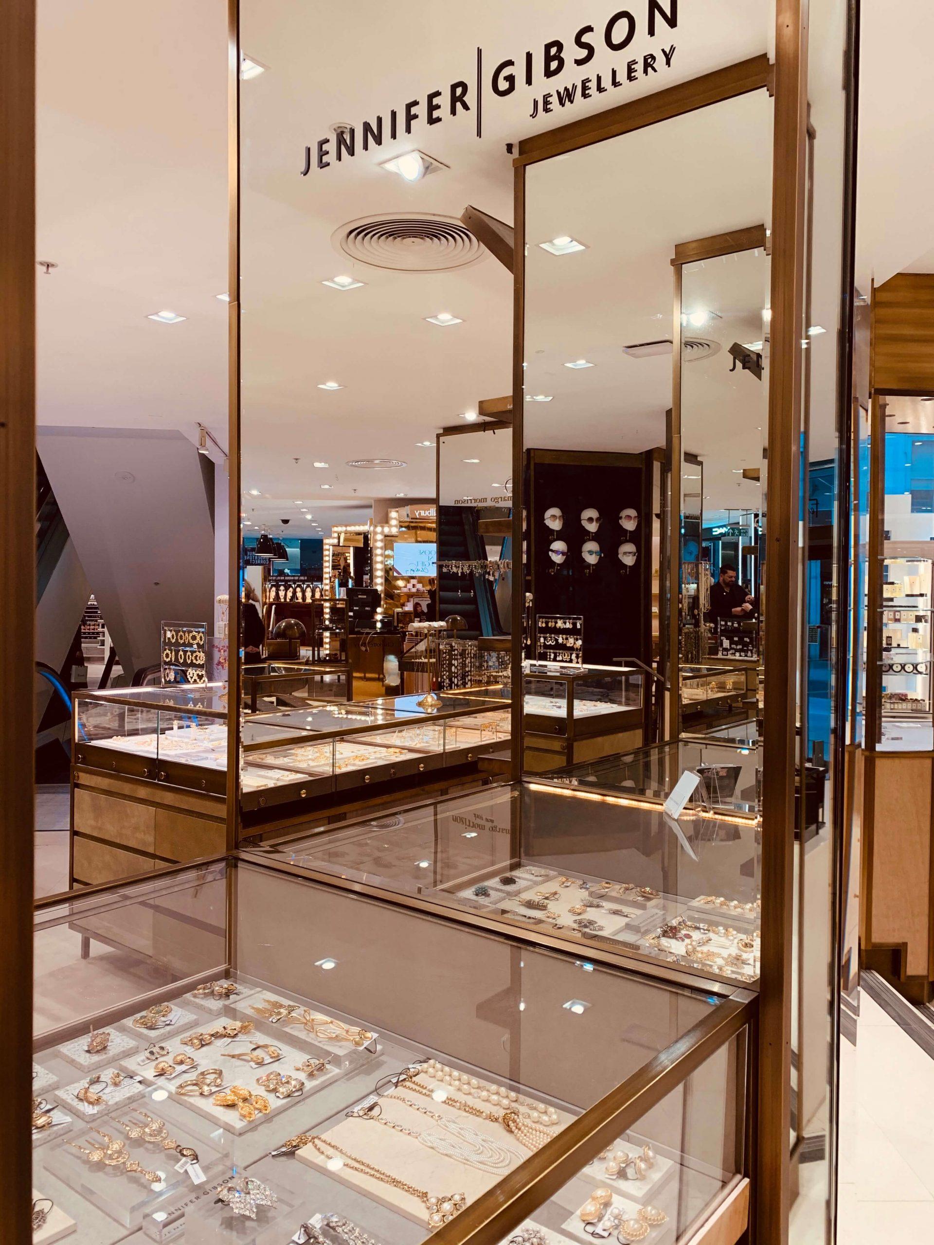 Jennifer Gibson Jewellery Available At Fenwick Bond Street London