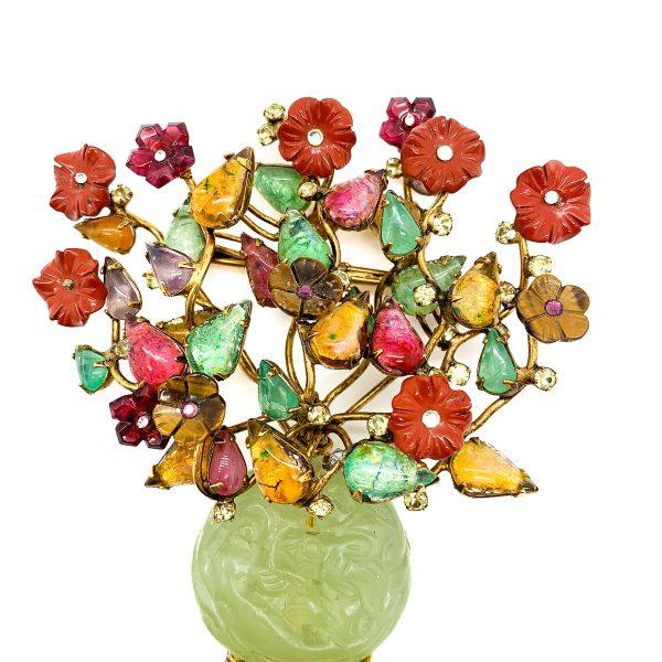 Jennifer Gibson Vintage Jewellery Vintage Iradj Moini Brooch