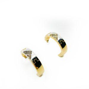 Vintage Givenchy Hoop Earrings