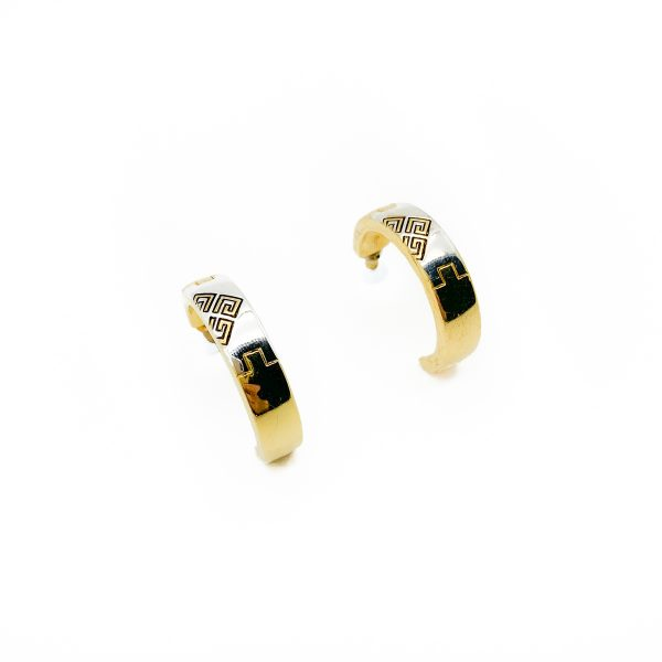 Vintage Givenchy Hoop Earrings