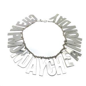 Moschino Cheap Monday Necklace