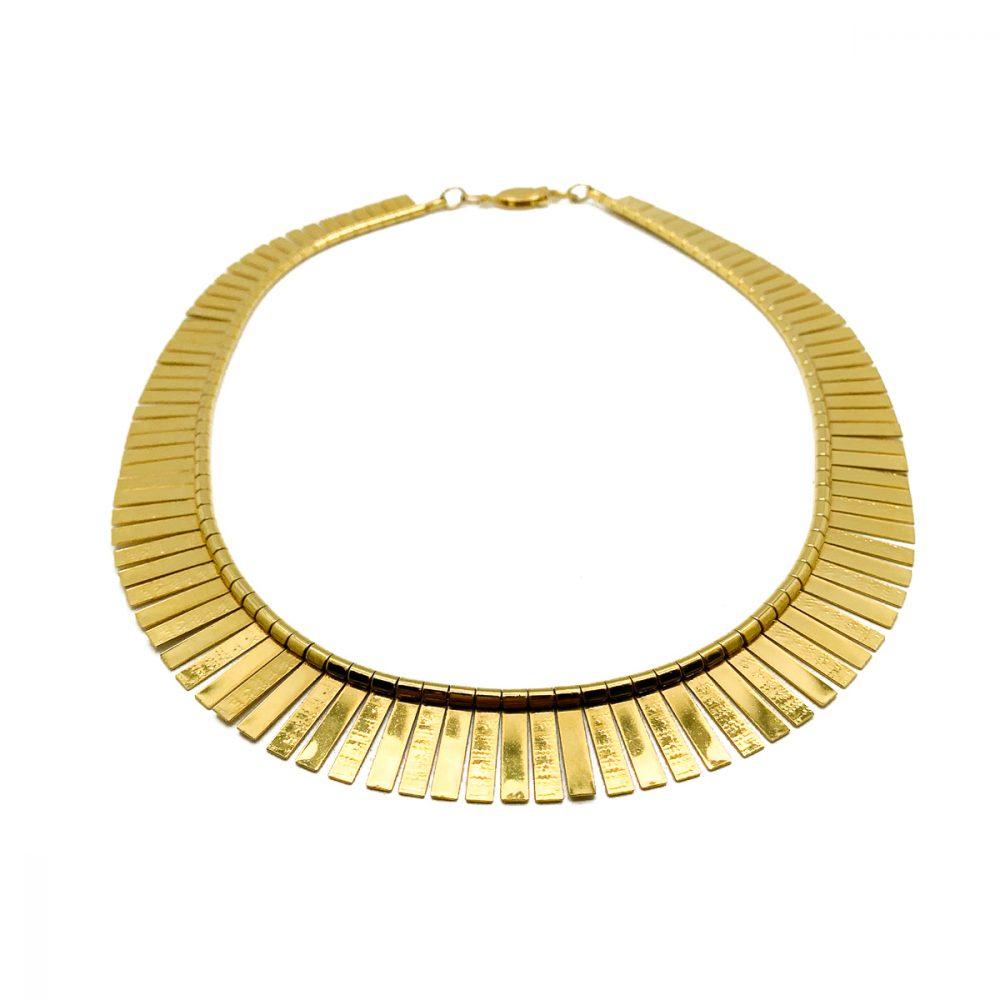 Vintage Egyptian Revival Collar