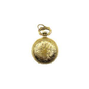 Vintage Buler Fob Watch Pendant