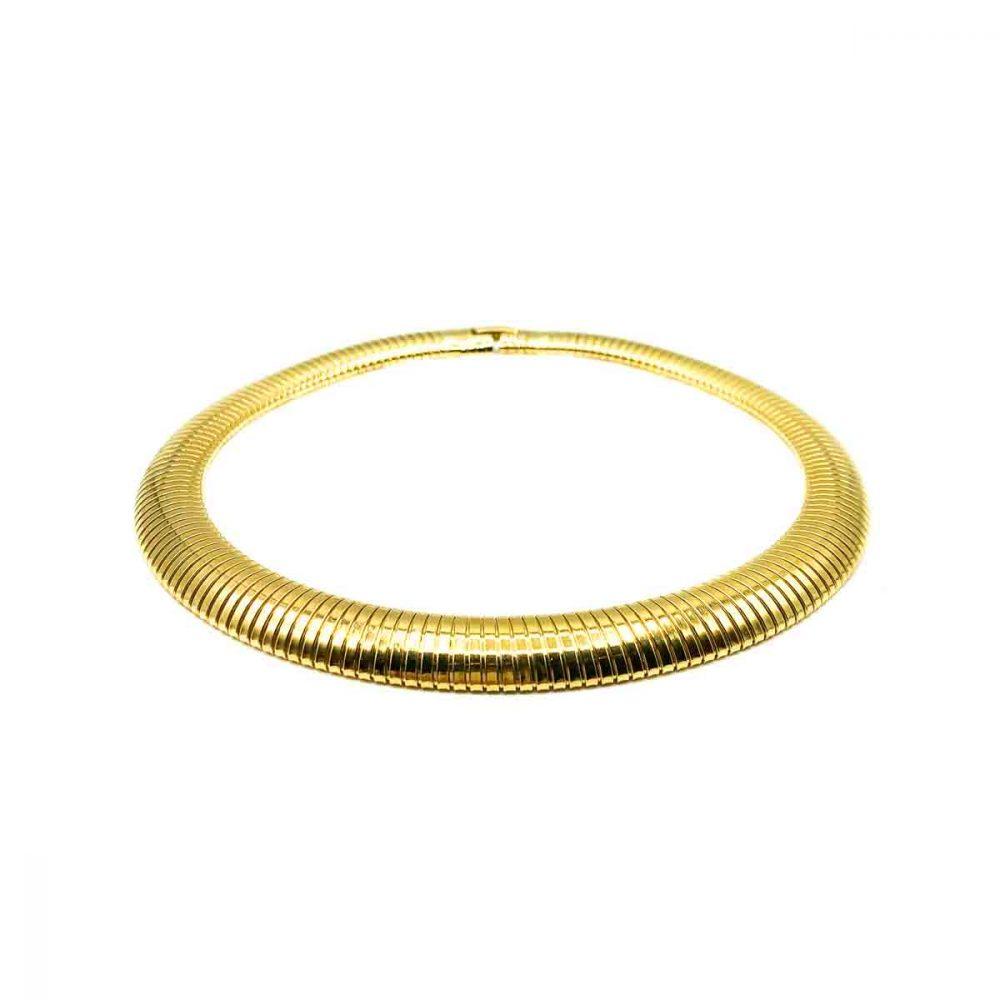 Vintage Gold Omega Collar