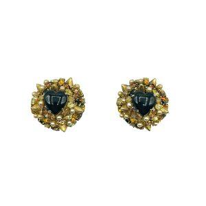 Vintage 1962 Christian Dior Earrings