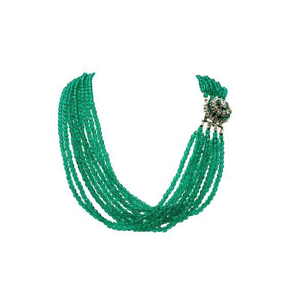 Vintage 1964 Dior Torsade Collar