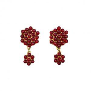 Vintage Alexis Lahellec Paris Earrings