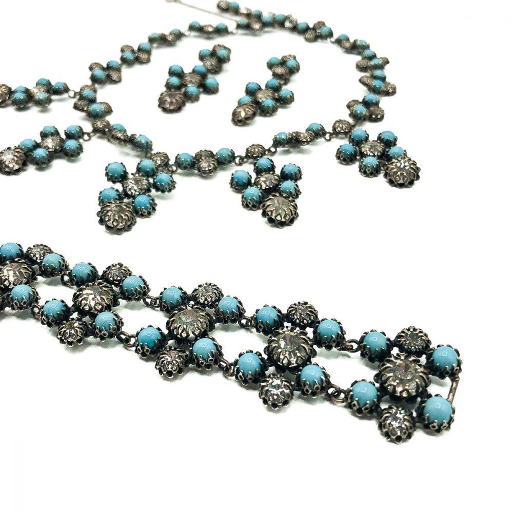 Vintage CIS Necklace Parure