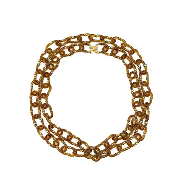 Vintage Chanel by Archimede Seguso Necklace
