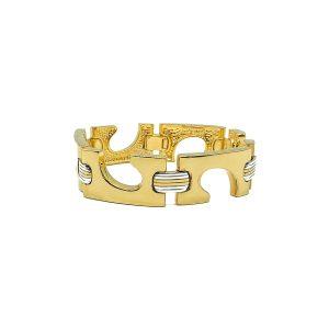 Vintage Courreges Modernist Bracelet