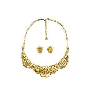 Vintage Crystal Necklace