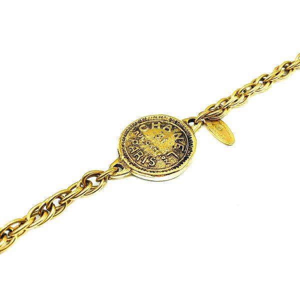 Vintage Chanel Rue Cambon Necklace
