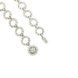 Vintage Ciner Deco Necklace