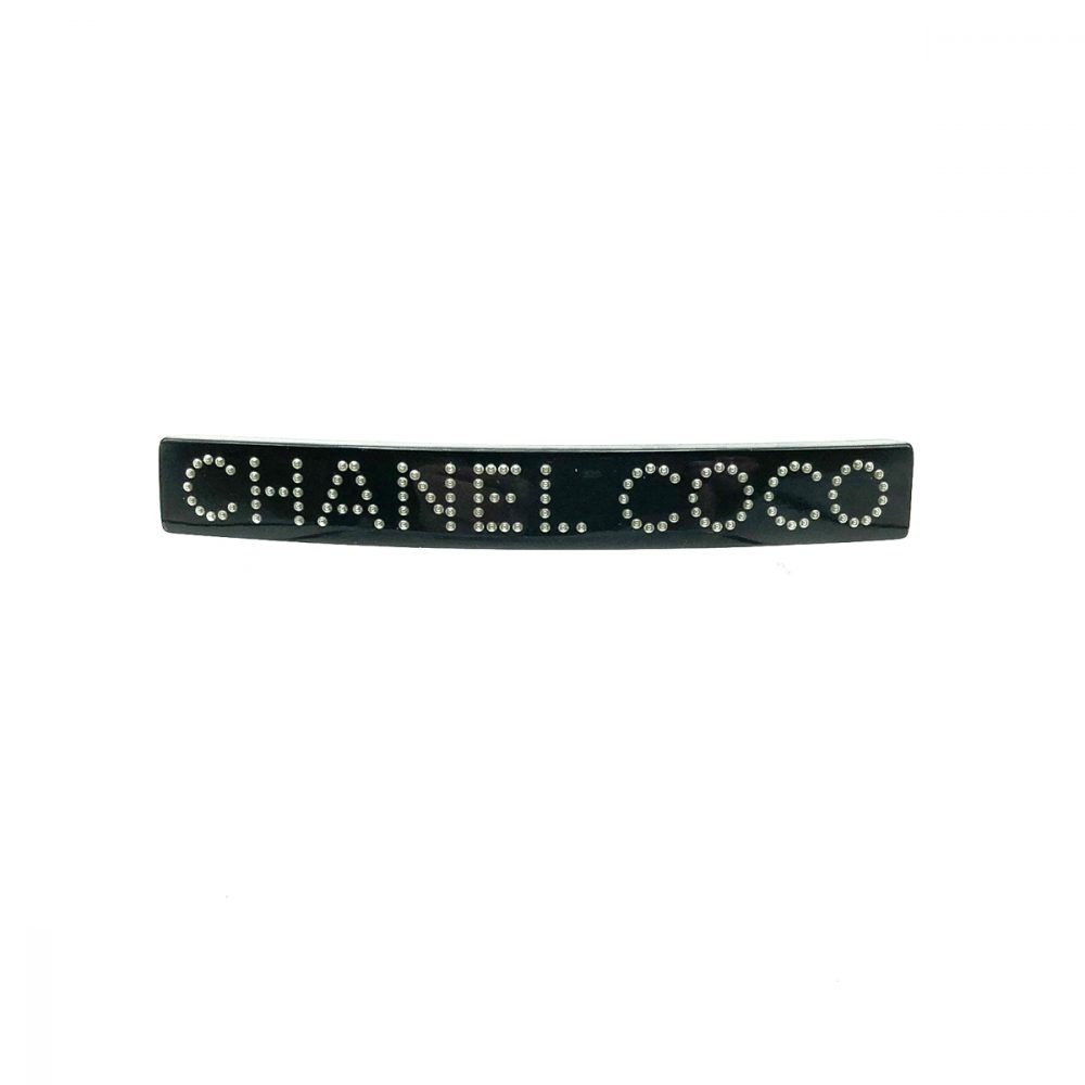 Vintage Chanel Hair Slide