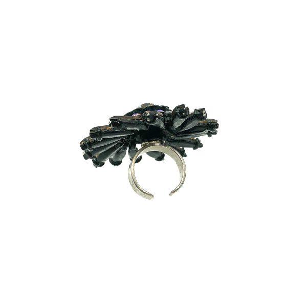 Vintage Crystal Ring