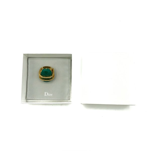 Vintage Christian Dior Cocktail Ring