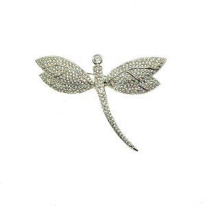 Vintage Grossé Dragonfly Brooch