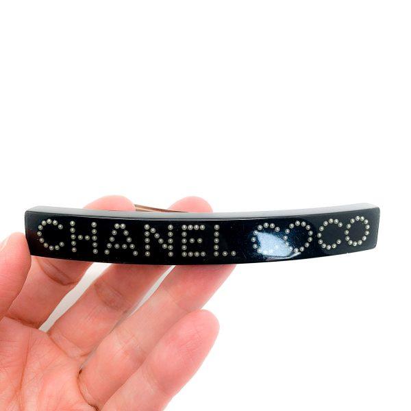 Vintage Chanel Hair Barette