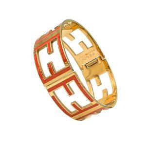 Vintage Fendi Logo Bracelet