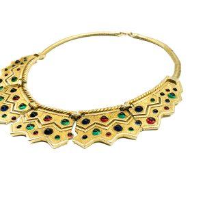 Vintage Boucher Egyptian Revival Collar