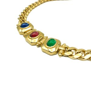 Vintage Grossé Jewelled Collar