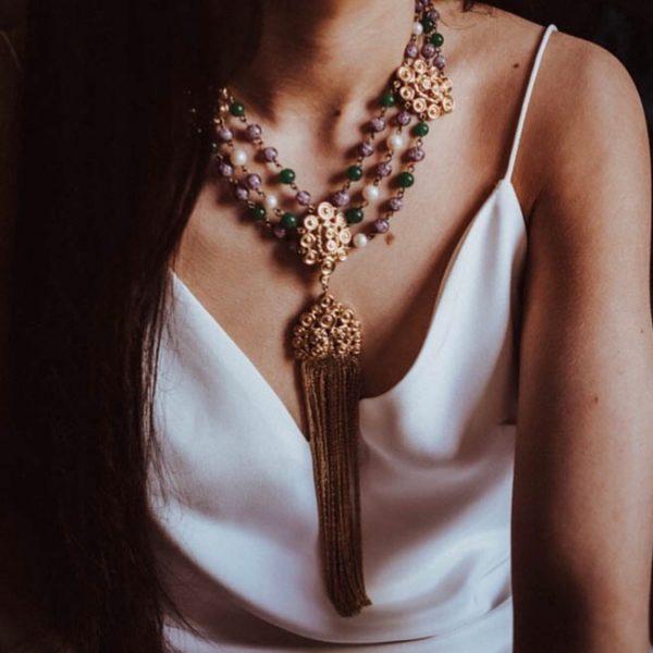 Vintage Dior Sautoir Necklace